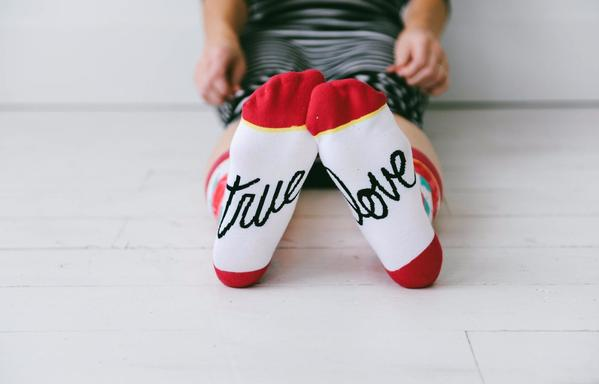 True Love Crew Socks
