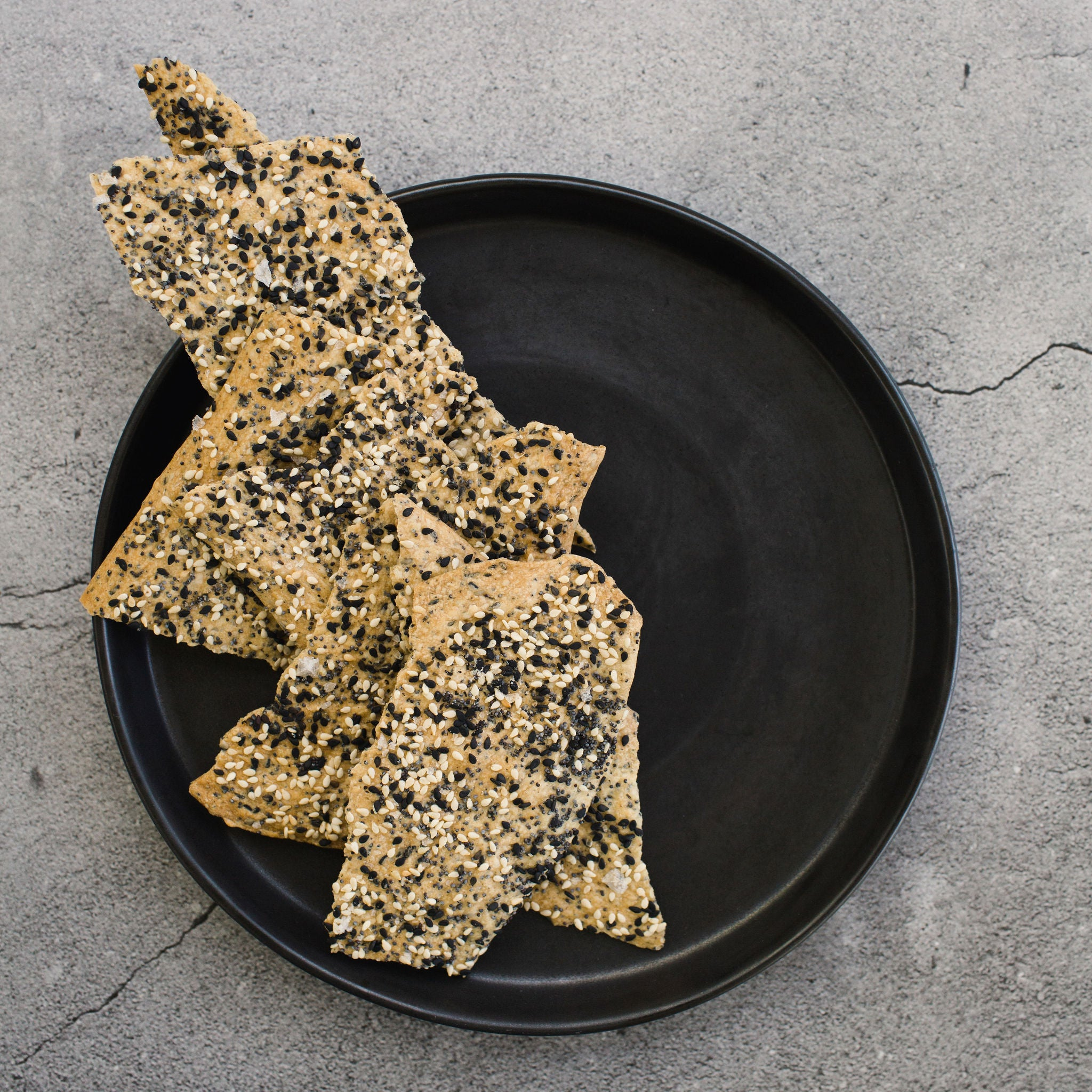 Seeded Lavash