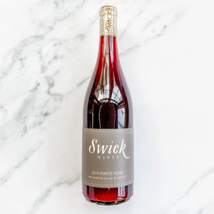Joe Swick Willamette Valley Pinot Noir