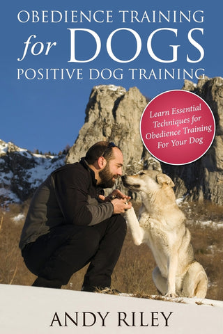 Obedience Training for Dogs: Positive Dog Training