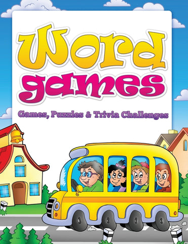 Word Games: Games Puzzles & Trivia Challenges