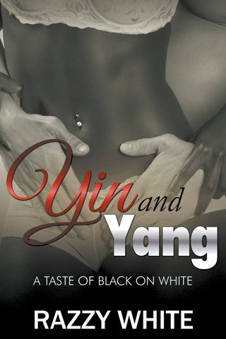 Yin and Yang: A Taste of Black on White