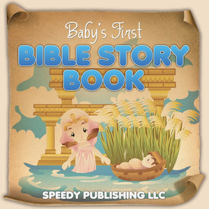 Babys First Bible Story Book