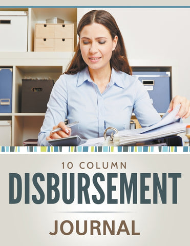 10 Column Disbursement Journal