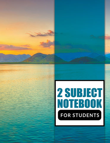 2 Subject Notebook For Students