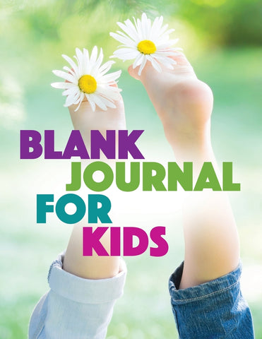 Blank Journal For Kids