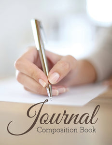 Journal Composition Book