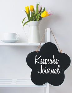 Keepsake Journal