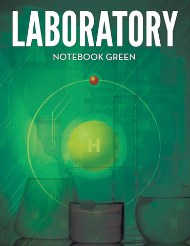 Laboratory Notebook Green