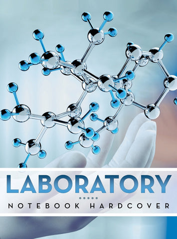 Laboratory Notebook Hardcover