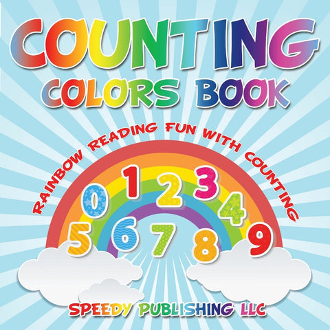 Counting Colors Book: Rainbow Reading Fun With Counting
