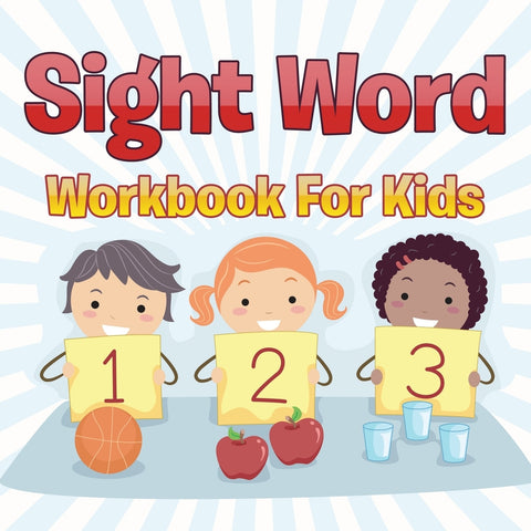 Sight Word Workbook For Kids