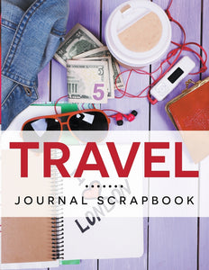 Travel Journal Scrapbook