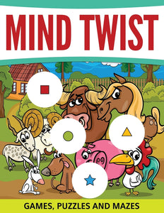 Mind Twist Games Puzzles and Mazes