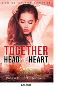Together Head and Heart Saga - Coming of Age Romance