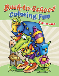 Back-to-School Coloring Fun