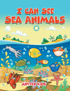 I Can See Sea Animals