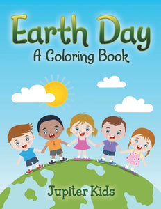 Earth Day (A Coloring Book)