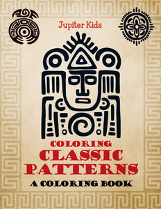 Coloring Classic Patterns (A Coloring Book)