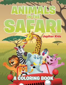 Animals in the Safari