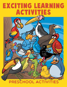 Exciting Learning Activities: Preschool Activities