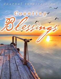 Counting Blessings: Journal Inspirational