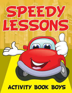 Speedy Lessons: Activity Book Boys