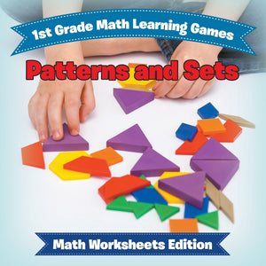 1st Grade Math Learning Games: Patterns and Sets | Math Worksheets Edition