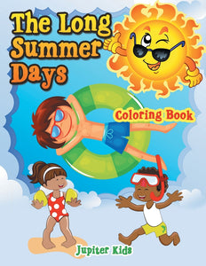 The Long Summer Days Coloring Book