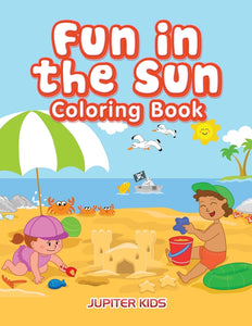 Fun in the Sun Coloring Book