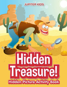 Hidden Treasure! Hidden Picture Activity Book