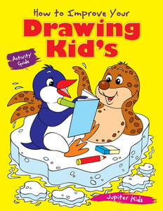 How to Improve Your Drawing Kids Activity Guide