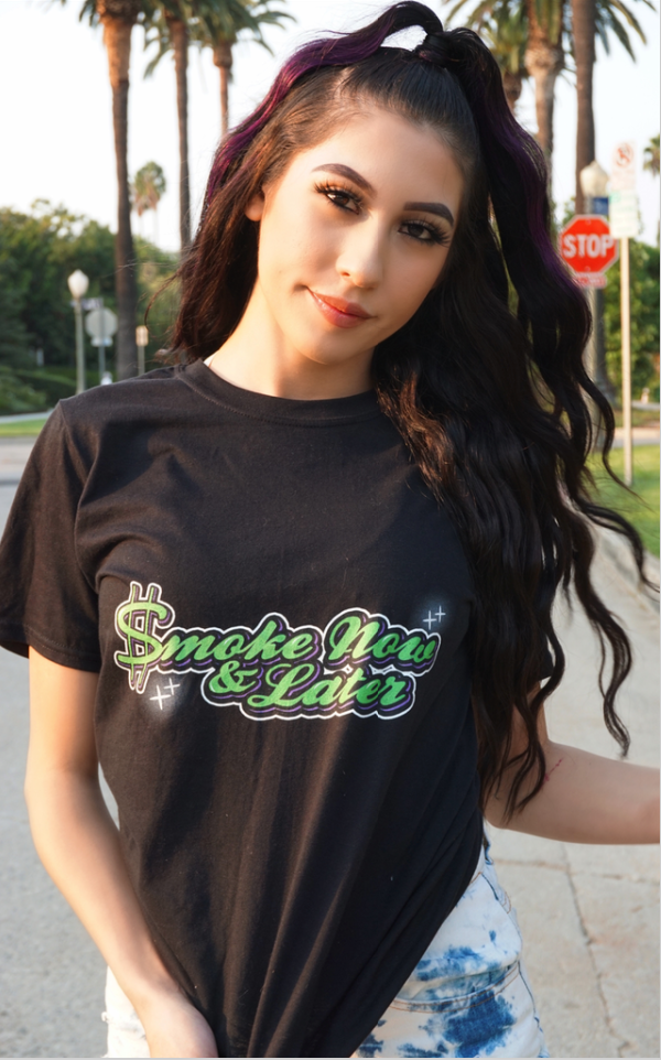 Smoke Now & Later Tee
