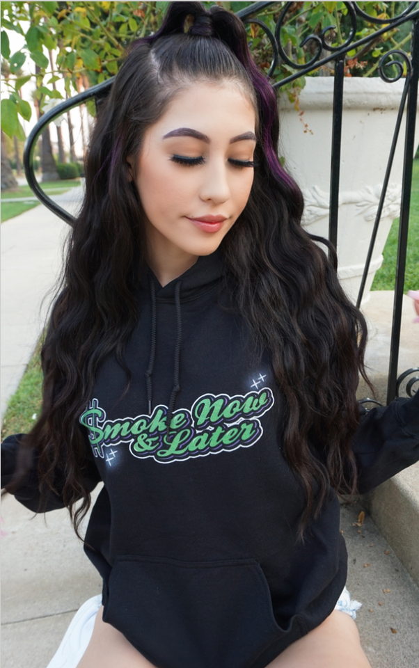 Smoke Now & Later Hoodie