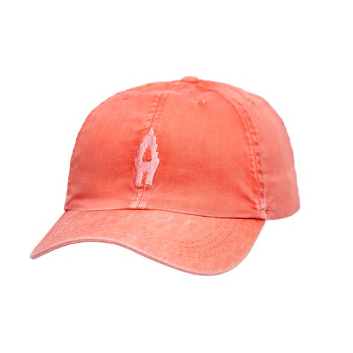 Boné Dad Hat Coral