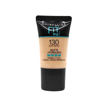 Maybelline Fit Me Matte Poreless Foundation 130