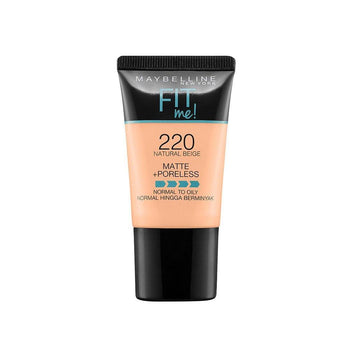Maybelline Fit Me Matte Poreless Foundation 220
