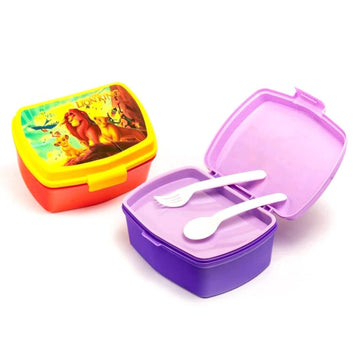 Novel Plastic Tik Tok School Lunch Box