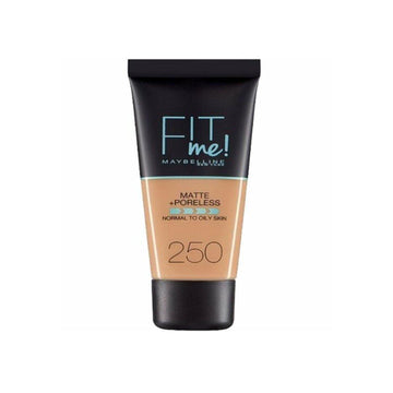 Maybelline Fit Me Matte Poreless Foundation 250