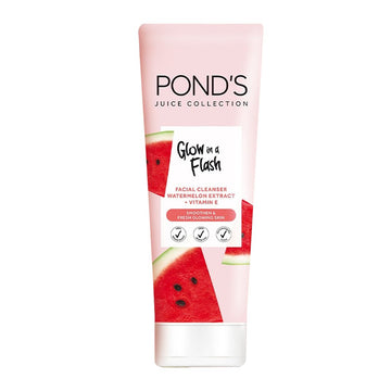 Ponds Fresh Watermelon Facial Cleanser