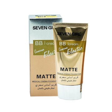 Seven Girl Cinema Elastic Matte BB Face Cream