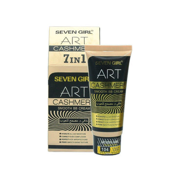 Seven Girl Art 7in1 BB Face Cream