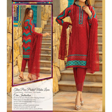 Kitchen Towel Pack Of 4 - Brown & White