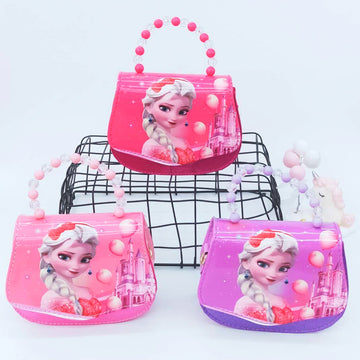 Girls Frozen Character Bag