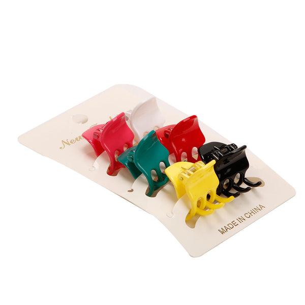 Hair Catchers Pack Of 6-Multi