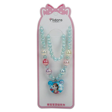 Baby Necklace Set Frozen - Turqousie