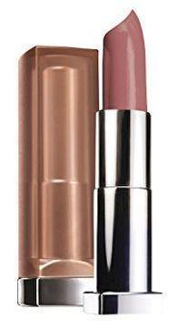 Color Sensational Matte Nudes Lipstick - 987 Smoky Rose