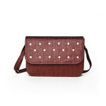 Women Mini Bag - Maroon