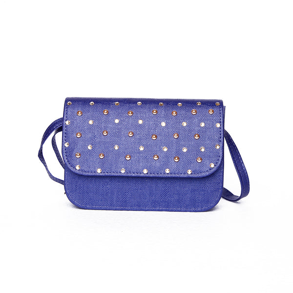 Women Mini Bag - Blue