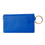 Women Fancy Hand Clutch - Blue